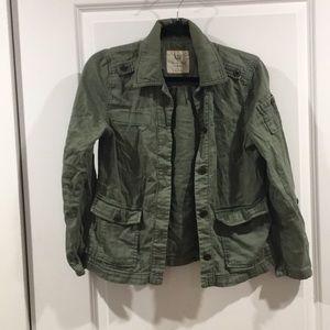 army green AE jacket